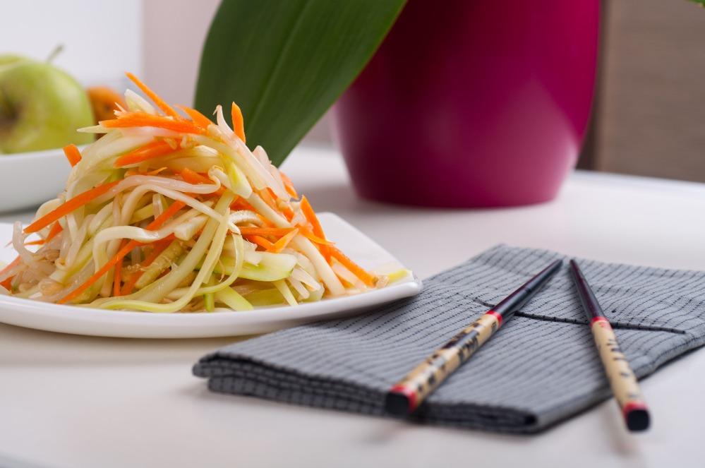 Азиатска салата